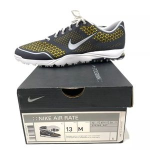 Nike Air Rate 2010 Mens Golf Shoes Size 13 NEW